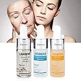 LANBENA Hyaluronic Six Peptides 24K Gold Serum Anti-Aging + Hyaluronsäure und Schneckensekretionen...