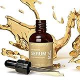 CLAIRECEUTICALS Niacinamide Serum zur natürlichen Gesichtspflege und Hautpflege mit Vitamin B3,...