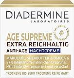 DIADERMINE AGE SUPREME Extra-Reichhaltig Nachtcreme, 1er Pack (1 x 50 ml)