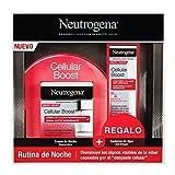 Neutrogena Cellular Boost Anti-Aging-Packung mit regenerierender Nachtcreme und verjüngender...
