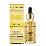 Ofanyia 24K Gold Facial Serum Firming Feuchtigkeitsspendende...