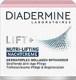 DIADERMINE LIFT+ Nachtpflege Nutri-Lifting Nachtcreme, 1er Pack (1 x 50 ml)