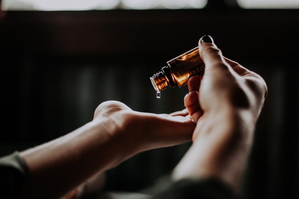 Caudile Serum zur Anwendung aus der Haut
